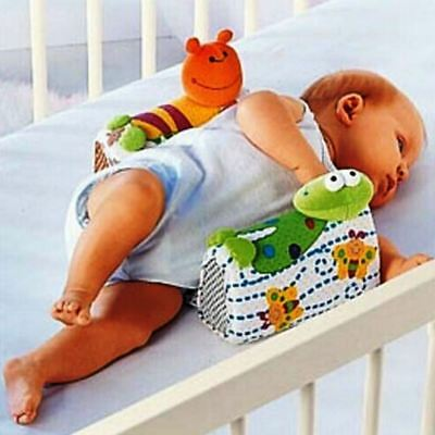 Newborn Baby Infant Sleep Safe Anti Roll Support Cushion Positioner Pillow