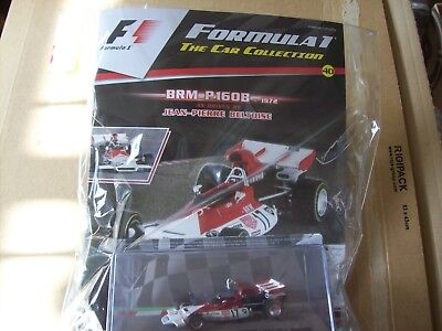 Formula 1 The Car Collection Part 40 BRM P160B 1972 Jean-Pierre Beltoise