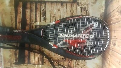 Premier 140i Squash Racket Racquet Control Technology Pointforce