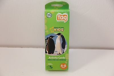 Leap Frog Tag National Geographic Kids Activity Cards