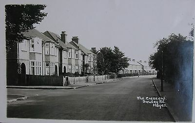 The Crescent Dawley Road Hayes Middlesex Early Rp Pc