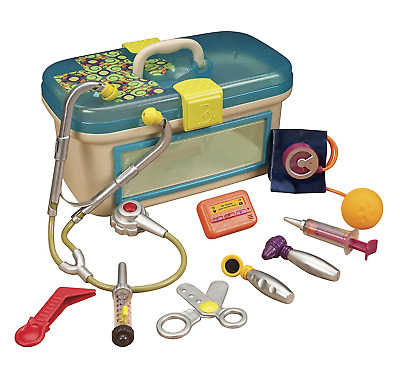 Christmas Holiday Kid Gifts B Dr Doctor Medical Kit Playset Pretend Play Toys