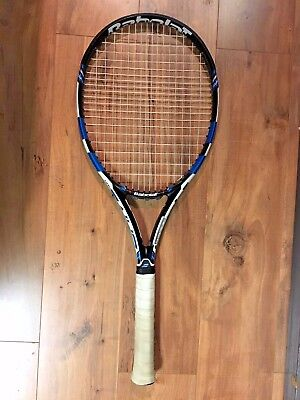 USED DEMO Babolat Pure Drive tour +  4 3/8 Strung @ 54.5 lbs