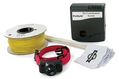 Petsafe PRF3004W20 Radio Fence for Dogs. Keep your dogs safely in your garden.