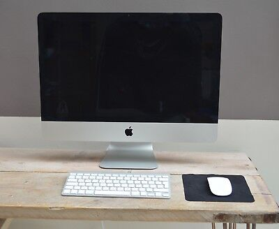 "Late 2009 iMac. Mac OS X 10.6.8 Snow Leopard,21"" screen"