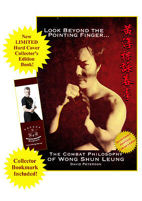 Book:LIMITED Hard Cover:The Combat Philosophy of Wong Shun Leung