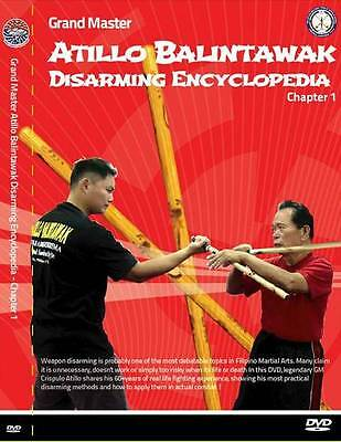 DVD : Atillo Balintawak:Disarming Encyclopedia-Chap.1.