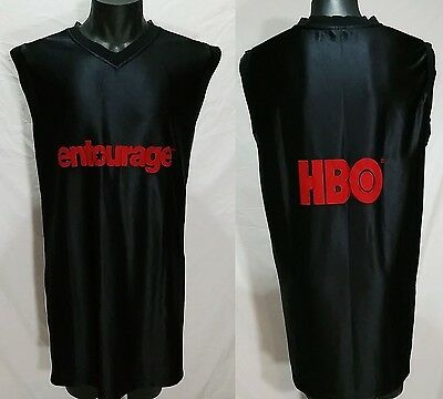 Entourage Jersey XL Sleeveless HBO Cable Television Show Exclusive Promo Shirt