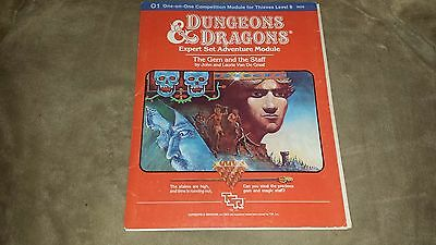 Dungeons & Dragons - The Gem and The Staff - 1983 - TSR 9050