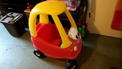 Little Tikes Cosy Coupe Car (Inc. manuals)