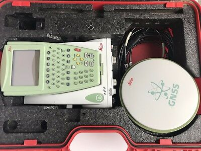 Leica GPS System  RX 1210T , AX 1203 , GX 1230 , TESTED BY LEICA TECHNICIAN