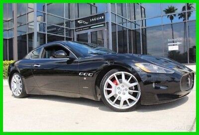 2008 Maserati Gran Turismo Base Coupe 2-Door 2008 Used 4.2L V8 32V Auto RWD Premium Locally Owned Florida Vehicle