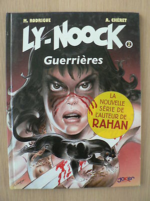 Ly Noock- Guerrieres-Cheret-N° 2 -E0-2004