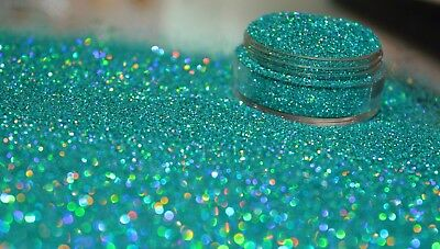 Exclusive Bizzy Nails Cosmetic Grade Glitter Nail Art carabean ocean Acrylic Gel