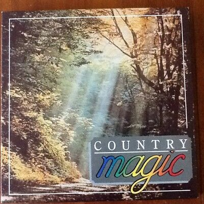 Various-  ( Country Magic )R / Digest Box Set 8 X Vinyl, Lp, In Mint Condition.