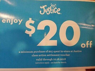 photo relating to Justice Coupons Printable identified as Justice inside of retail store coupon 2018 : Tcp discount coupons printable