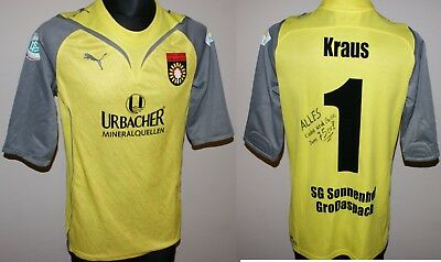 sg sonnenhof großaspach PUMA No.1KRAUS MATCH Heim Trikot Home shirt GERMANY