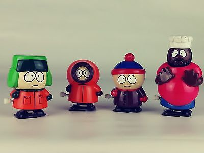 TOY Wind Ups SOUTH PARK Set of 4 Windup Figures