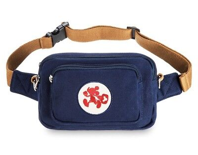 NEW Disney World Parks TAG Vintage Look Mickey Mouse Travel Pack Fanny Bag Pack