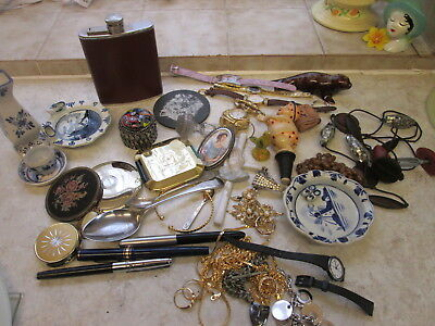 Job Lot Collection of Vintage Items Bits & Bobs Curios
