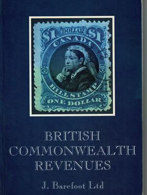 British Commonwealth Revenues, stamp catalogue by J. Barefoot.