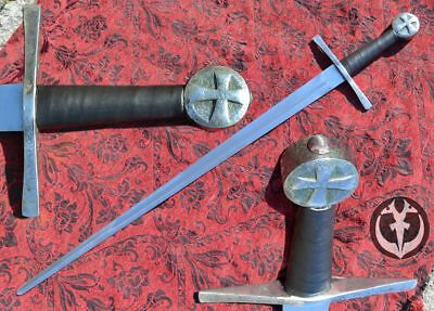 Hartwig, Single Handed Sword For Combat Msw169 Battle Ready