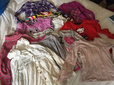 Girls Age 2-3 Huge Winter Bundle Next Gap M&S Joules John Lewis Etc