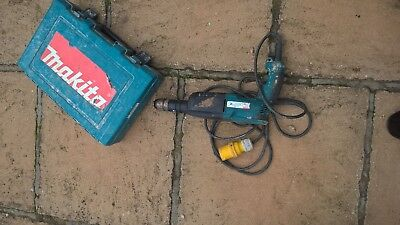 Makita HR2450T mode SDS drill 110V WORKING WELL