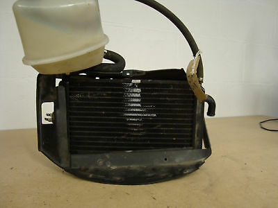 Piaggio Hexagon 125 Radiator, Reservoir