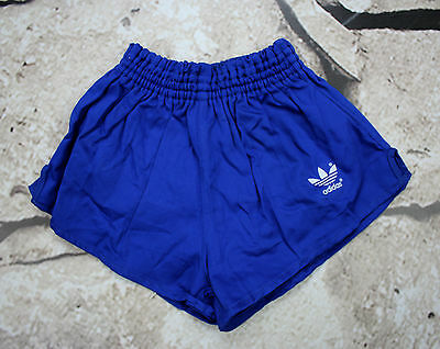 ADIDAS  _ VINTAGE SHORTS _ 1970s'  made in WEST GERMANY