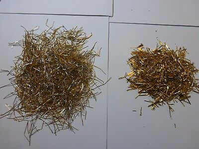 SCRAP GOLD Fully yellow contacts with computer 100 grams