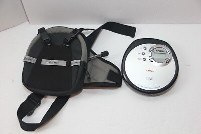 Koss KS5406-2 Portable CD Player with carring case.