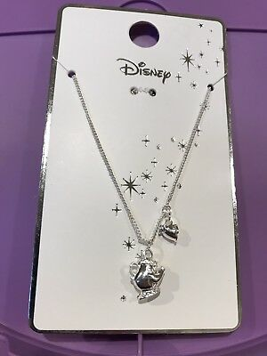Disney Beauty And The Beast Necklace Mrs Pots And Chip Primark BNWT Gift