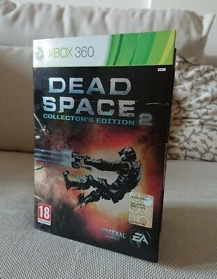 Dead Space 2 Collector's Edition Xbox360 (box and gadgets only)