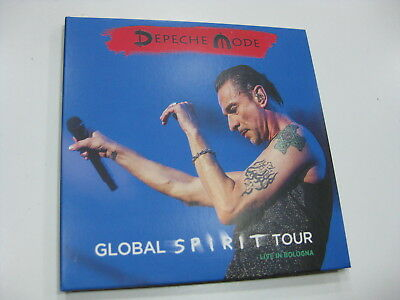 Depeche Mode 2 Cd  Global Spirit Tour Live In Bologna