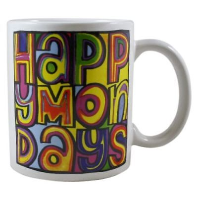 Happy Mondays Mug BRAND NEW IN BOX