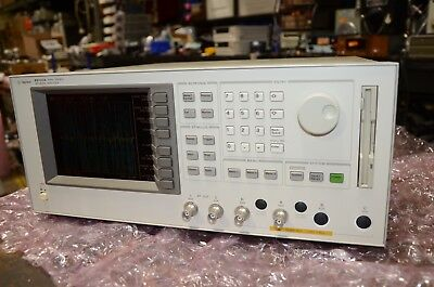 Agilent 300 Mhz Network Analyzer E5100A
