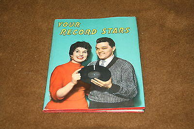 Your Record Stars Book, 1956/57, Elvis Presley, Frank Sinatra, And Many More