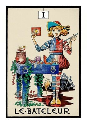 A2 - Jamie Hewlett - Tarot I - Print on Photographic Paper