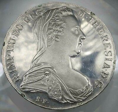 Österreich Maria Theresia Taler Silber [4820