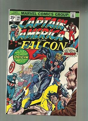 Captain America #180 First Appearance and Origin Of Nomad VF/NM