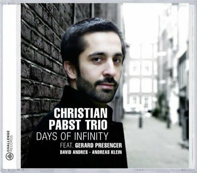 Christian Pabst Trio - Days of Infinity [CD]