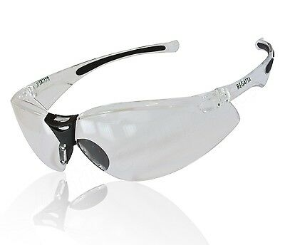 Regatta Sport Sunglasses Polycarbonate Cycling Golf Running UV Protection Clear