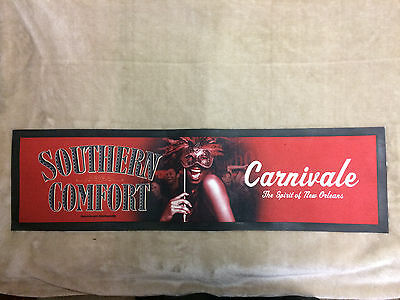 Bar Mat Southern Comfort Collectable, Bar ,mancave, Shed Kingswood  Nsw
