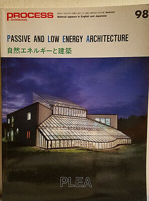 Process Architecture #98, Bilingual; beautiful photos/ illustrations -rare