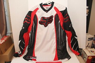 Fox Racing Motocross Technique Jersey Men's XL
