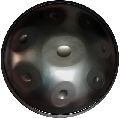 Handpan By Ohm #64 C Minor