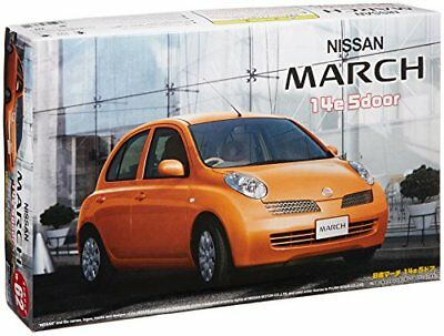 Fujimi model 1/24 inch up No.62 Nissan new March 14e