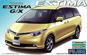 "Fujimi model 1/24 inch up series ID8 Toyota NEW Estima ""G"" X"