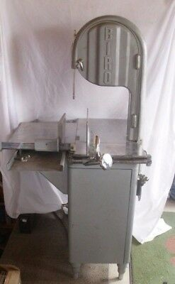 BIRO USED MODEL 22 MEAT BAND SAW Excellent Condition